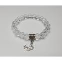 Bracelet Femme - Cristal de Roche
